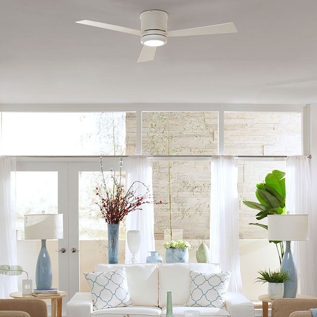 Del Mar Ceiling Fans and Lighting Fixtures